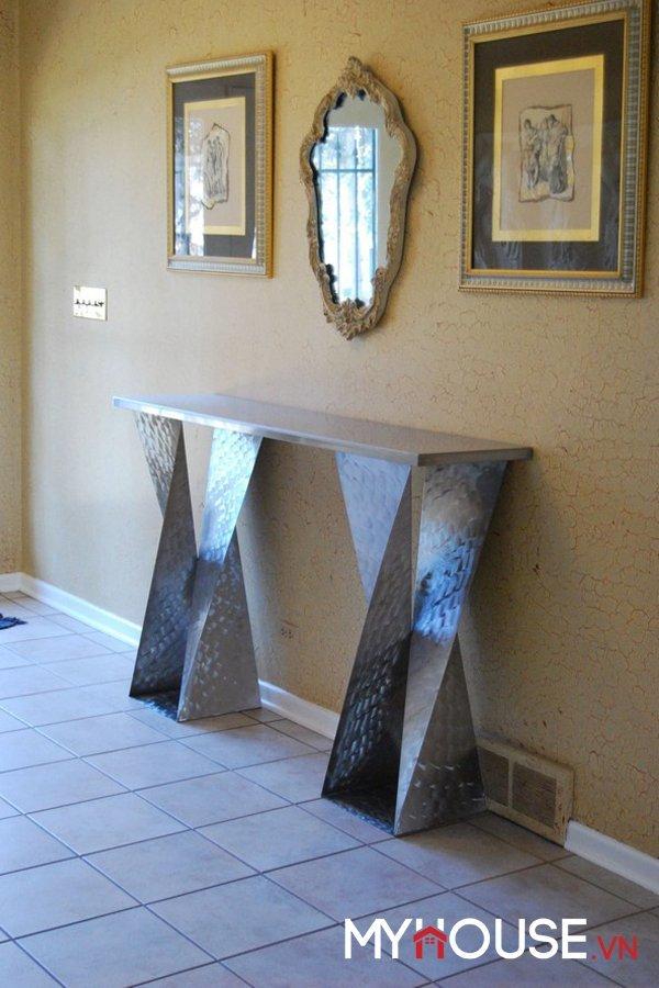 bàn độc đáo Twist Bases & Table Tops thiết kế tinh tế