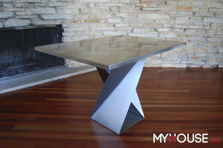 bàn độc đáo Twist Bases & Table Tops tràn đầy sáng tạo