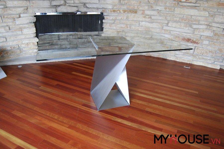 bàn độc đáo Twist Bases & Table Tops có thể trang trí nội thất vô hạn