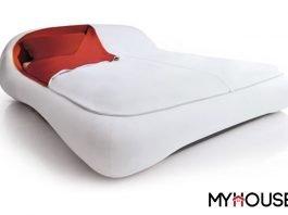 Letto Zip – chiếc giường độc đáo đầy thú vị đến từ Florida