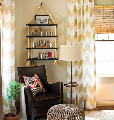 Với sự góp mặt của kệ độc đáo treo tường căn phòng bạn sẽ trở nên đẹp đẽ và gọn gàng hơn