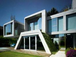 góc độ nào của thiết kế nhà vườn này đều thể hiện sự đơn giản, tinh tế