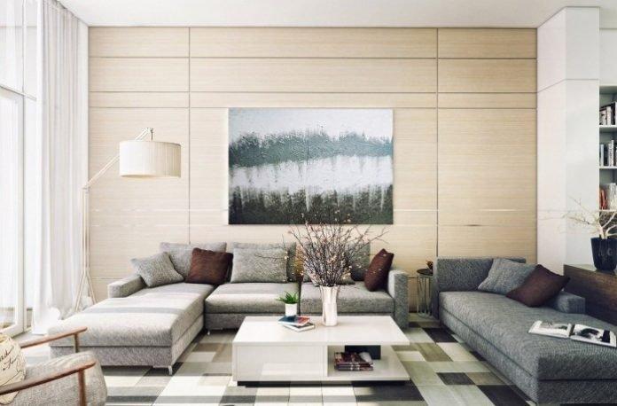 những thiết kế phòng khách đầy cảm xúc mang sự tươi mới và sáng tạo trong từng mẫu phòng khách