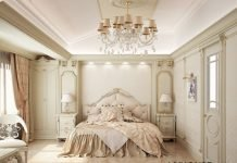 Thiết kế phòng ngủ theo phong cách cổ điển luôn mang đến cảm giác tinh tế và quyến rũ đến khó tả
